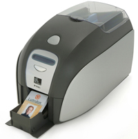 P110i Plastic ID and Membership Card Printer